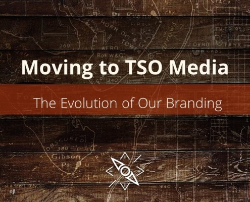 Tactical Social Media to TSO Media A Timeline of our Branding Evolution